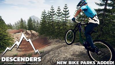 Descenders - Free play weekend on Steam