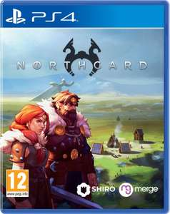 Northgard (PS4) + Free Pin Badge- £12.95 delivered @ The Game Collection