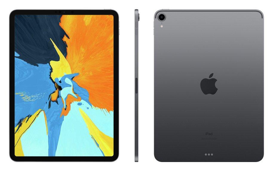 Apple iPad Pro 11 Inch Wi-Fi 256GB - Space Grey £719 Argos
