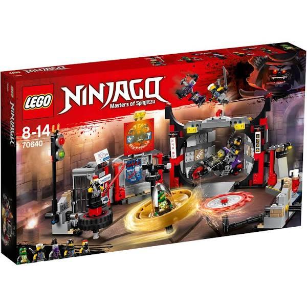LEGO 70640 S.O.G. Headquarters £24.99 @ Home Bargains InStore (Peterhead)