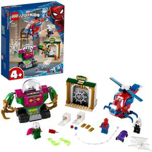 LEGO 76149 Super Heroes Marvel Spider-Man The Menace of Mysterio £23.99 delivered at Amazon