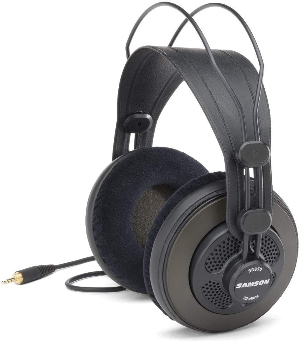 Samson SR850 Professional Studio Reference Open Back Headphones now only £18.80 @ Amazon Prime / £24.09 Non Prime