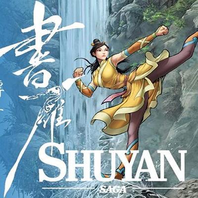 Shuyan Saga (DRM-free) for free @ Indiegala
