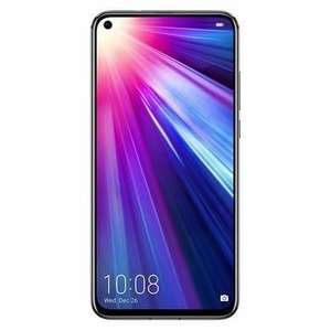 "New Honor View 20 Midnight Black 6.4"" 128GB 4G Unlocked & SIM Free Smartphone £249.97 @ Laptops Direct"