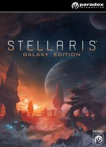 Stellaris: Galaxy Edition - £3.72 incl. PayPal fees @ Instant Gaming (PC / Steam key)
