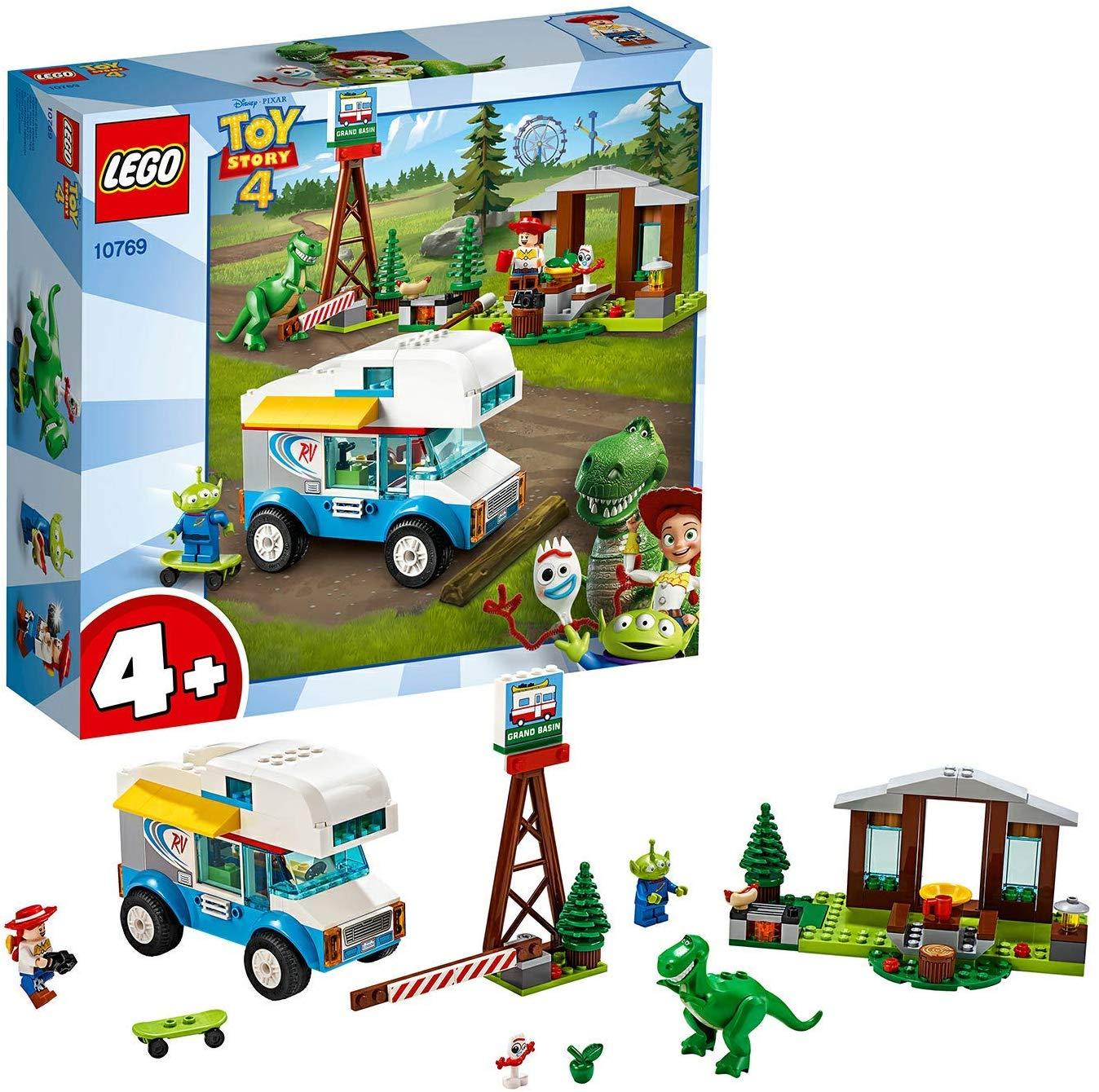 LEGO Toy Story 4 10769 RV Vacation £20 @ Amazon