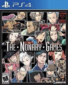 Zero Escape: The Nonary Games (PS4) £14.99 @ Playstation Store