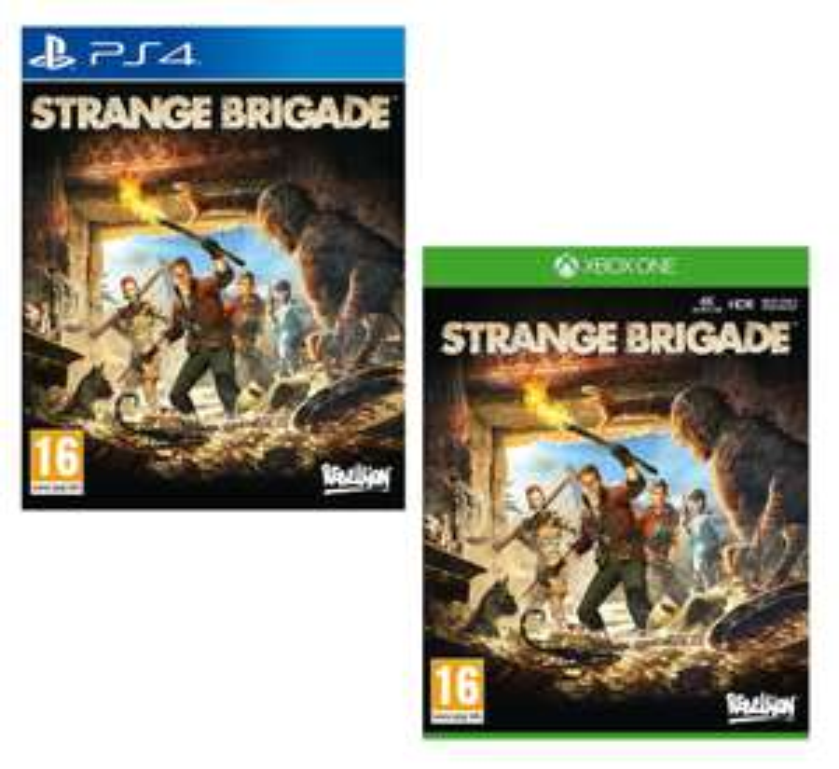 Strange Brigade [PS4/Xbox One] - £5.69 Delivered @ gamingexpressuk / eBay