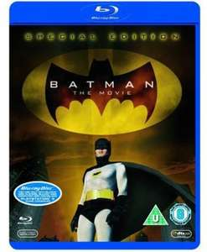 Batman: The Movie [Blu-ray] £2.99 delivered @ Amazon