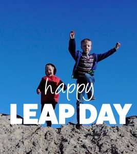 Kids eat for 29p and free meal for leap day birthdays - Welcome Break