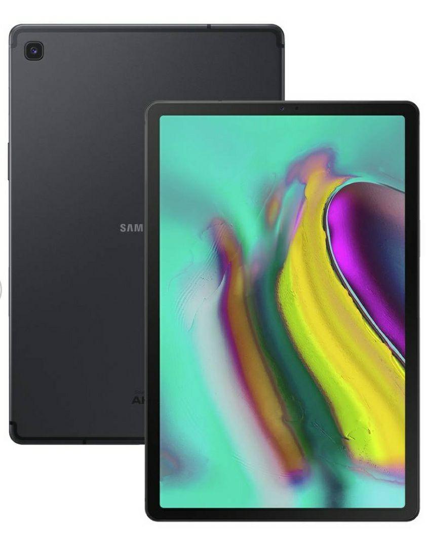 A1 grade Refurbished Samsung Galaxy Tab S5e 64 GB 10.5 Inch LTE Tablet - Black £329 @ Laptops Direct