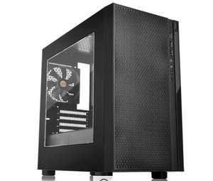Thermaltake Versa H18 Micro ATX case (acrylic panel edition) £35.47 delivered @ Scan