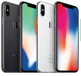iPhone X - 64GB - Space Grey/ Silver - Unlockedv- No Face ID - £207.99 With Code @ eBay / iOulet_extra