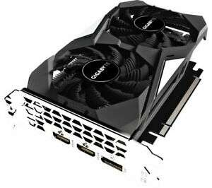 'Opened-Never Used' GIGABYTE GeForce GTX 1650 4 GB OC Graphics Card - Currys, £108.68 at Currys/ebay with code