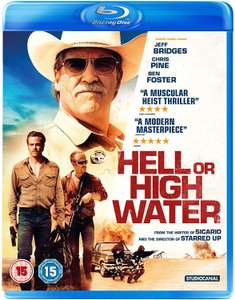 Hell or high water Blu-ray £2.38 prime / £5.37 non prime @ Amazon
