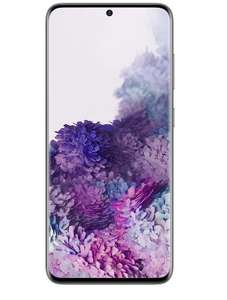 Samsung Galaxy S20 5G 128GB Cosmic Grey - EE £125 upfront 41 p/m 24 months £1109 @ Mobiles