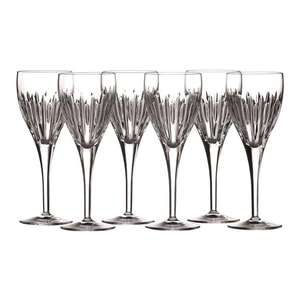 WATERFORD Ardan Collection Mara Wine Glass x 6 - £200 @ House of Fraser (+£4.99 Postage)