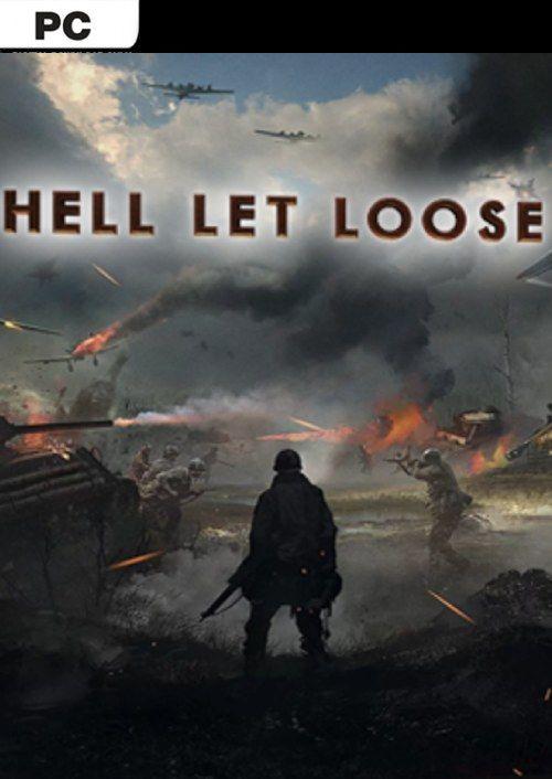 Hell Let Loose - Steam Key - £9.99 - CDKeys