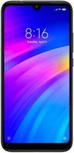 Xiaomi RedMi 7 16GB + Free Case & Protector - Unlocked and SIM Free Smartphone Black £88 @ Chitter Chatter