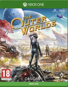 The Outer Worlds (Xbox one) (Ex-rental) £18.99 @ boomerang rentals via eBay