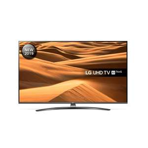 LG 55UM7660PLA 55 inch 4K Ultra HD HDR Smart LED TV Freeview Play Freesat HD £439 With Code @ Richer Sounds