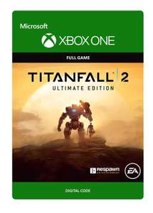 Titanfall 2: Ultimate Edition   Xbox One - Download Code - £3.74 @ Amazon