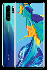 Huawei P30 Pro 128GB Aurora on 3 with 100gb £39pm for 24 Months - £936 Total (Possible cashback making £27.75pm/ £666 Total )