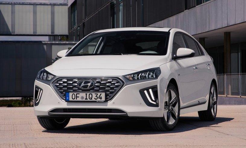 New Hyundai Ioniq Electric Hatchback 100kW Premium SE 38kWh 5dr Auto £27,515 at Nationwidecars