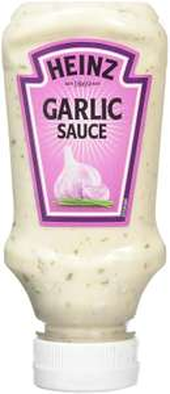 Heinz Turkish Style Garlic Sauce 13p @ Tesco Earl's Court London