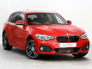 19' Reg BMW 1 series 118i [1.5] M Sport Shadow Edition 5dr £17,998 @ Arnold Clark