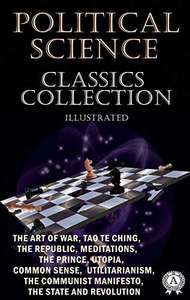 Political Science. Classics Collection (Illustrated), 10 classics all-in-one FREE at Amazon Kindle edition
