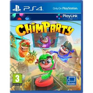 Chimparty [PS4] £5.95 @ The Game Collection