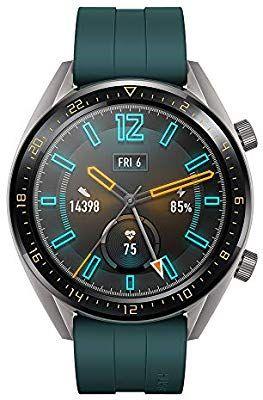 "HUAWEI Watch GT Active - GPS Smartwatch with 1.39"" AMOLED Touchscreen, 2-Week Battery Life £99.99 @ Amazon"