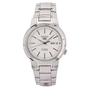 Seiko Sports 5 Stainless Steel Bracelet Watch £63.74 delivered @ H Samuel