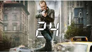 24 The complete series & Live another day £46.99 @ Google play