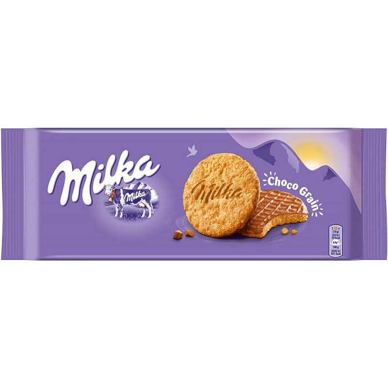 Milka Choco Grain, 50p instore @ B&M Bargains