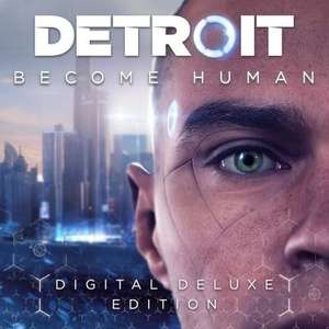 [PS4] Detroit: Become Human Digital Deluxe Edition (Inc Base Game, Heavy Rain + More) - £9.99 @ PlayStation Store