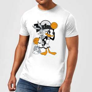 Space Jam Bugs And Daffy Tune Squad T-Shirt & Socks Bundle - £7.99 Delivered @ IWOOT