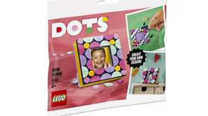 Free LEGO Dots 30556 Mini Frame with purchaes over £30 @ LEGO (offer combines with free train)