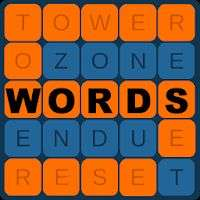 Five Words - A Word Matrix Puzzle Game (Android) Temporarily FREE on Google Play
