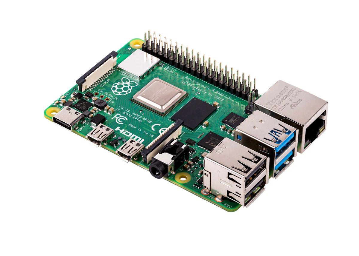 Raspberry Pi 4, 4GB Model B - £34.99 at ebay/norfolksofleeds