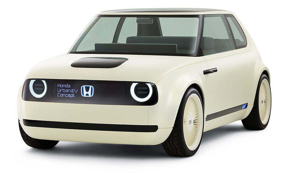 Honda E - 36 payments of £299 + £5887.37 deposit (£12444.10 final payment option) at Honda