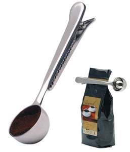LE'XPRESS Coffee Measure & Bag Clip - £1.97 + Free Click & Collect @ Currys PC World