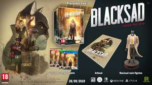 Blacksad: Under the Skin - Collector's Edition - Nintendo Switch £59 (free p&p) @ Coolshop