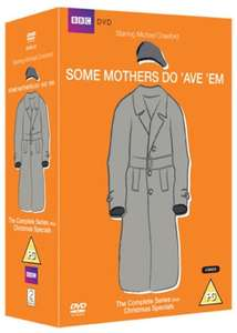 Some Mothers Do 'Ave 'Em: Dvd - The Complete Series 1-3 £9.99 @ Zoom