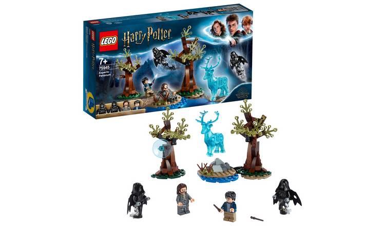 20% Off Selected Lego : eg LEGO Harry Potter Expecto Patronum Building Set - 75945, Now £15.20 +Free Click & Collect @ Argos
