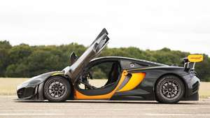 McLaren MP4 GT3 Driving Experience for One £99 @ Red Letter Days