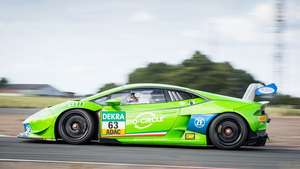 Lamborghini Huracan Super Trofeo Driving Experience for One £89 @ Red Letter Days