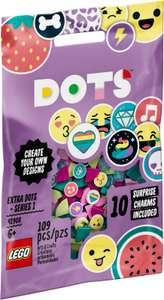 Free LEGO Dots 41908 Extra Dots Series 1 with purchase of 2 Bracelets £10 (Free Click & Collect) @ Argos