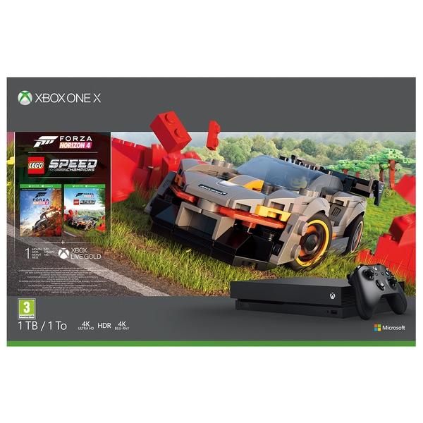 Xbox One X Forza Horizon 4 Bundle For £289.99 @ Smyths Toys